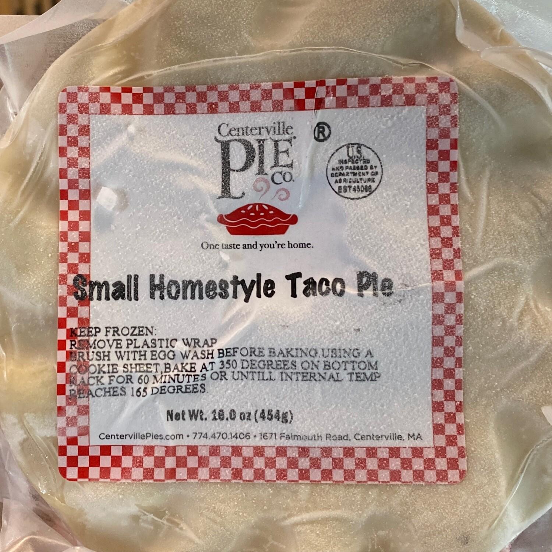 Small Taco Pie   Centerville Pie Company