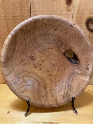 Siberian Elm Wood Platter | Item #13