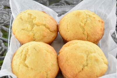FP Corn Muffins | 4 Pack