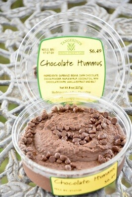 FP Chocolate Hummus
