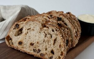 NBB Raisin Bread