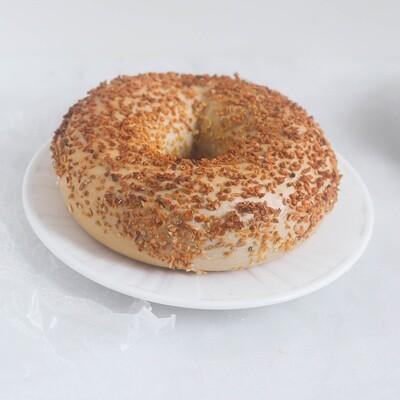 Garlic Bagels | 1/2 Dozen | OMG Bagels