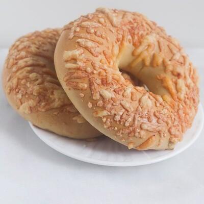 Asiago Bagels | 1/2 Dozen | OMG Bagels