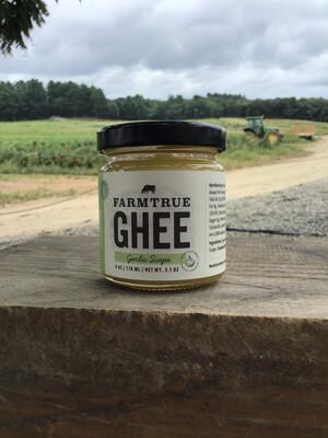 farmtrue GHEE | Garlic Scape | 4oz