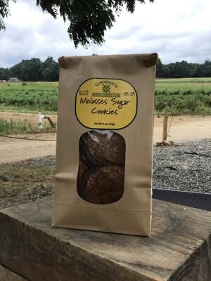 FP Molasses Cookies  | 6 Pack