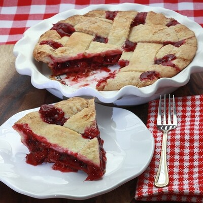 Small Cherry Pie | Centerville Pie Company