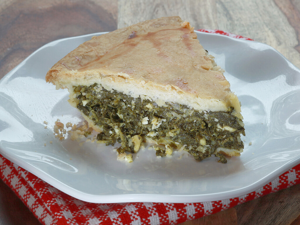Small Spinach Feta Pie | Centerville Pie Company