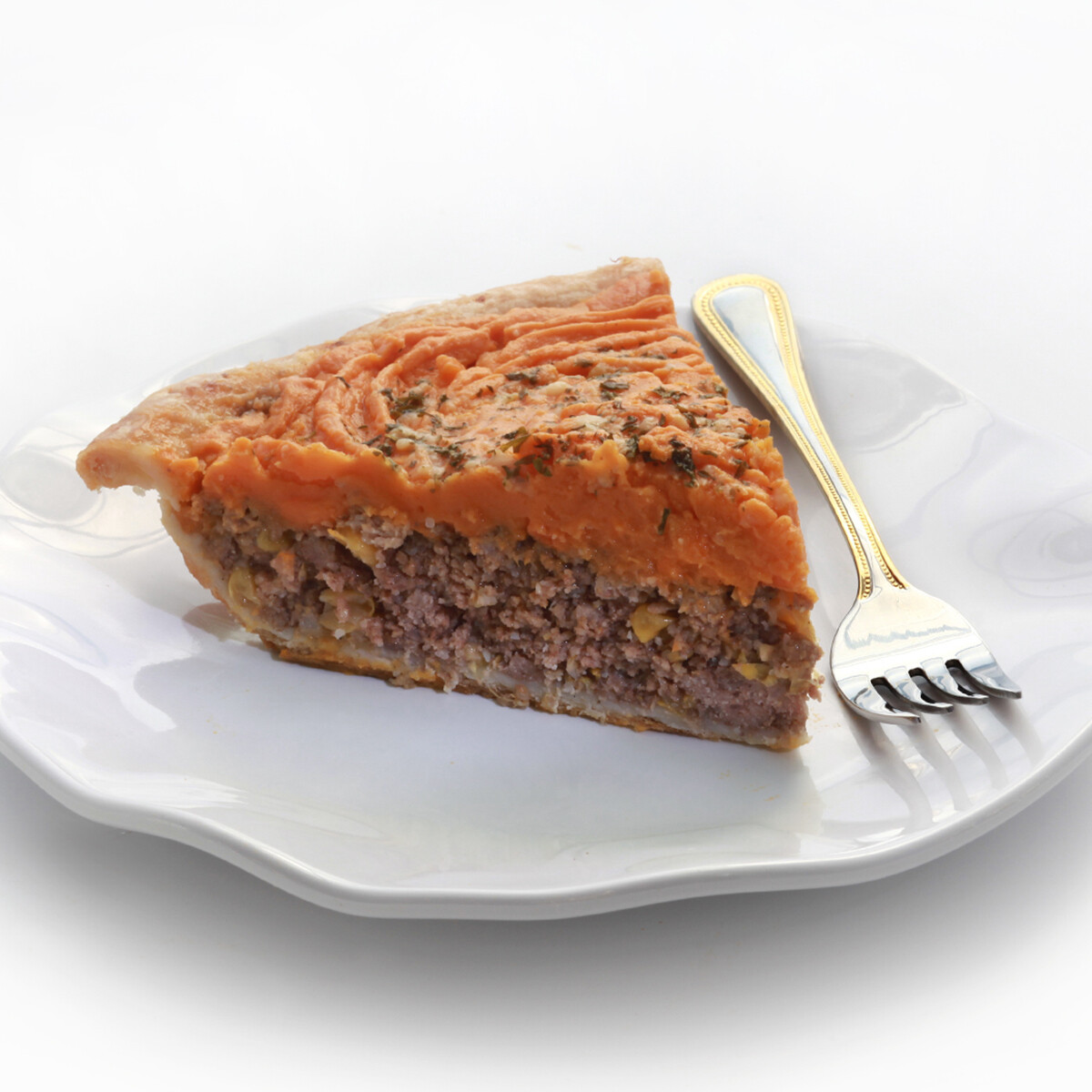 Large Homestyle Sweet Potato Shepards Pie | Centerville Pie Company
