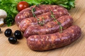 Hot Italian Sausage | Lilac Hedge Farm
