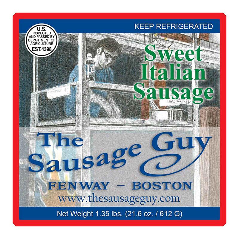Sweet Italian Sausage | The Sausage Guy
