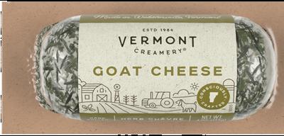 Vermont Creamery | Herb Chèvre Goat Cheese | 4 oz