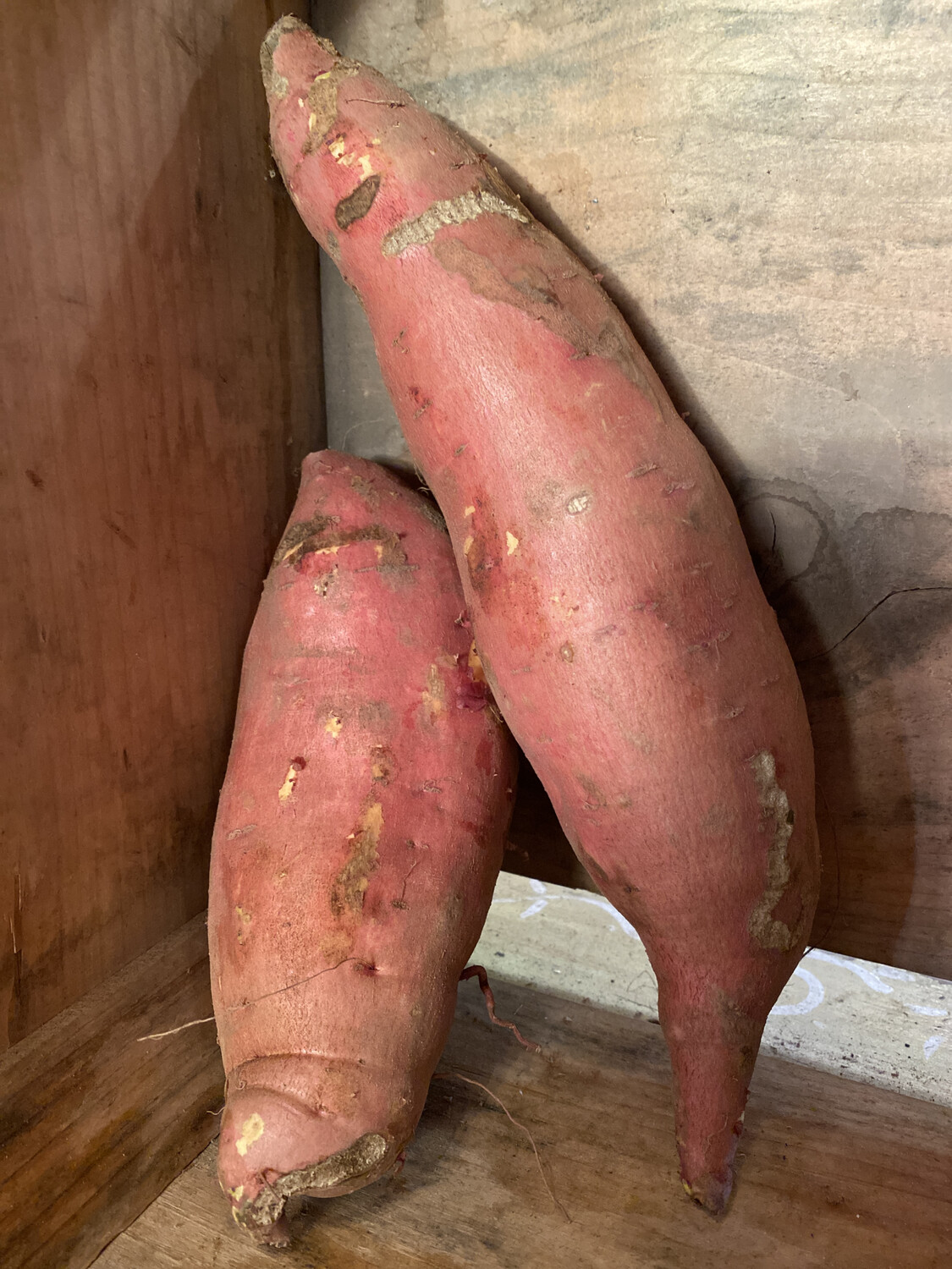Sweet Potatoes | Tangerini's Own