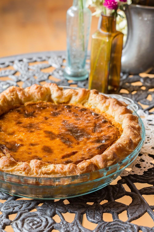 FP Homemade Pumpkin Pie