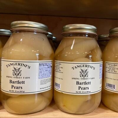 Bartlett Pears   Tangerini's Own
