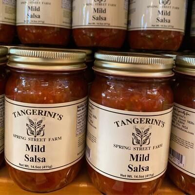 Mild Salsa   Tangerini's Own