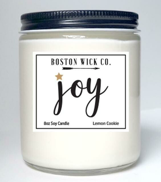 Boston Wick Candle Co. | Joy