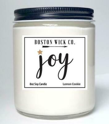 Boston Wick Candle Co. | Joy
