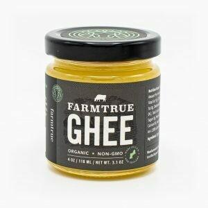 farmtrue GHEE   Traditional   16 oz