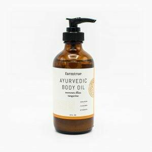 Summer Bliss Ayurvedic Body Oil | farmtrue