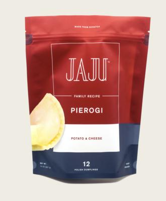 Potato & Cheese Pierogi | Jaju Pierogi LLC
