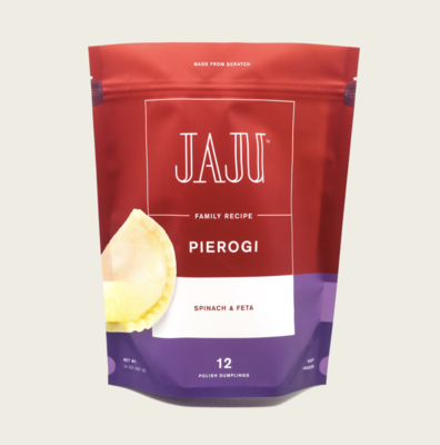 Spinach & Feta Pierogi | Jaju Pierogi LLC