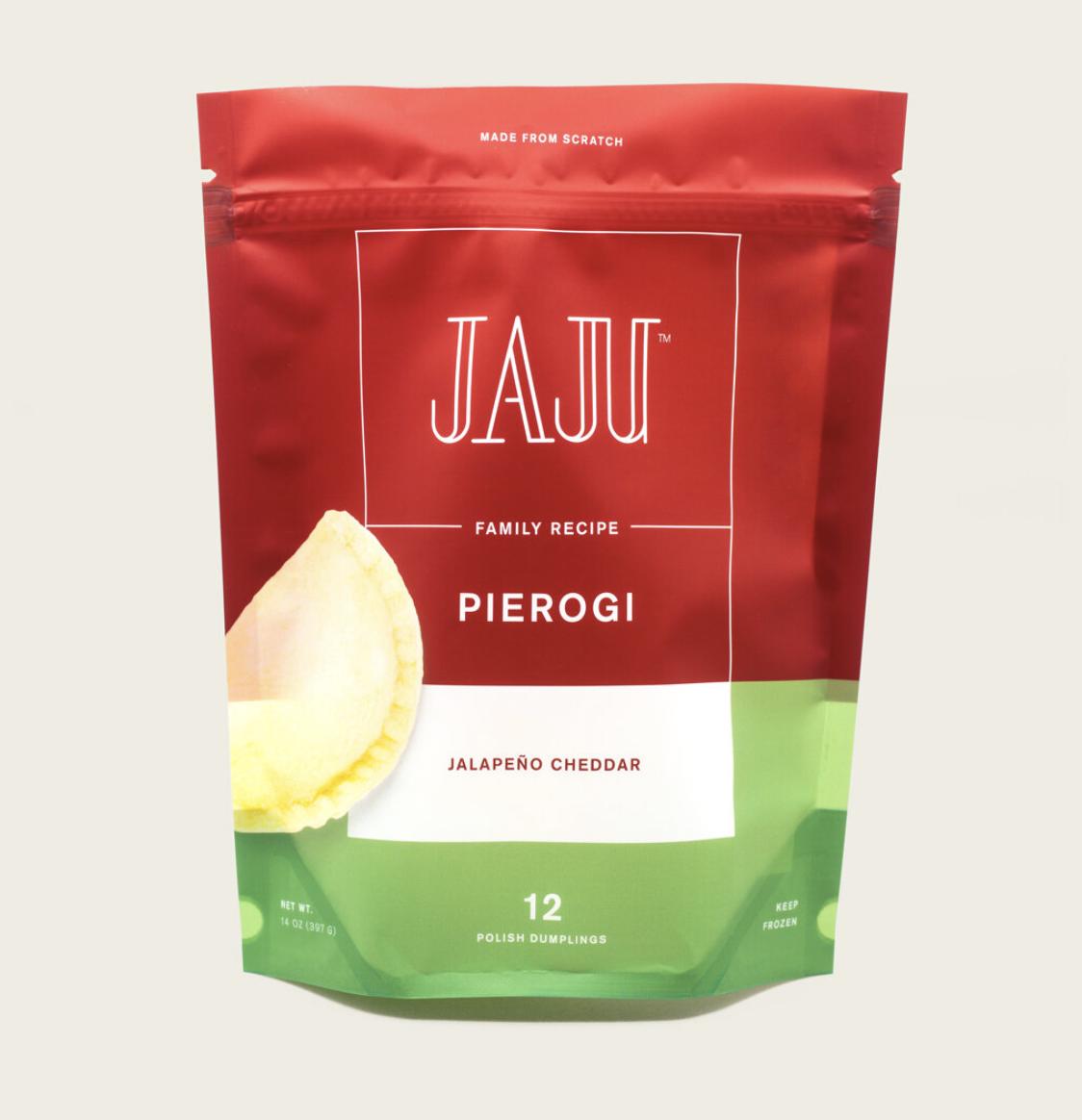 Jalapeno & Cheddar Pierogi   Jaju Pierogi LLC