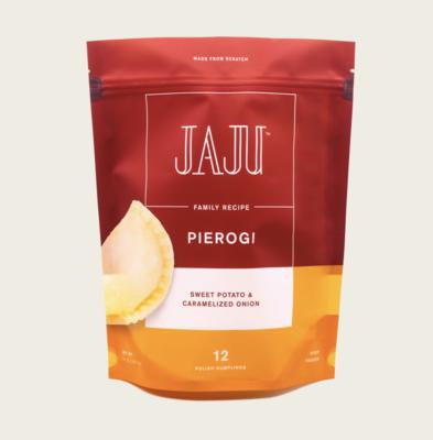 Sweet Potato & Caramelized Onion Pierogi | Jaju Pierogi LLC
