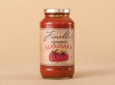 Fiorella's Marinara Tomato Sauce