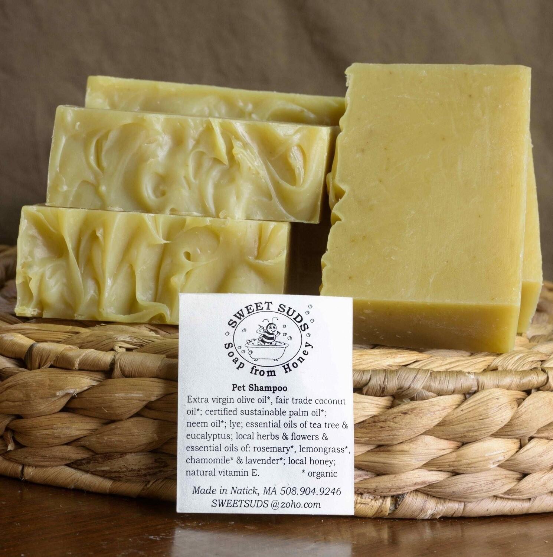 Pet Shampoo | Sweet Suds Soap