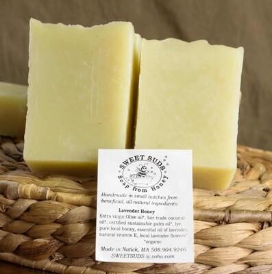 Lavender Honey Soap   Sweet Suds Soap
