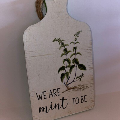 """We Are """"Mint"""" To Be   Tree Ornanment   Ganz"""