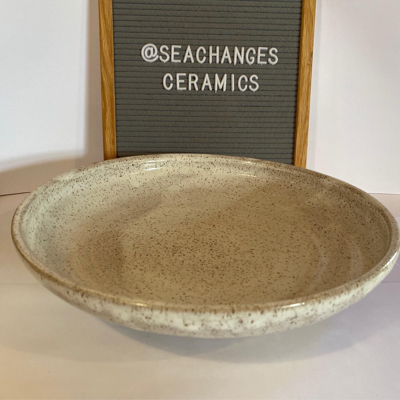 Big White Bowl | Sea Changes Ceramics