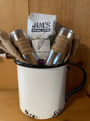 Gift Basket   Coffee & Tea