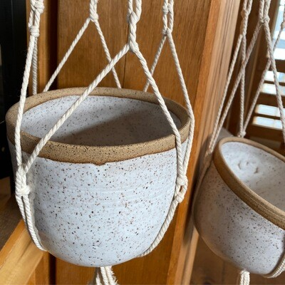 Hanging Planter | Sea Changes Ceramics item#335