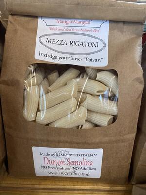 Mezza Rigatoni | Auntie Dalie's