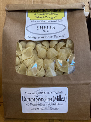 Shells | Auntie Dalie's Pasta
