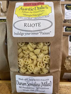 Ruote   Wagon Wheels   Auntie Dalie's Pasta