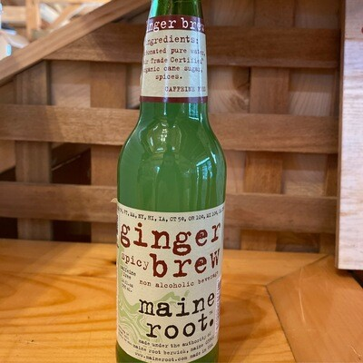 Spicy Ginger Brew | Maine Root