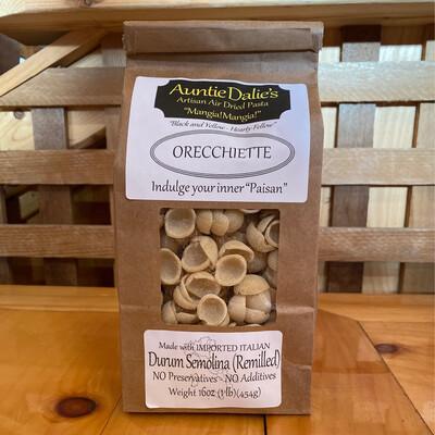 Orecchiette | Auntie Dalie's Pasta