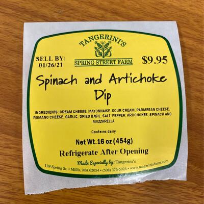 FP Spinach & Artichoke Dip | Pint