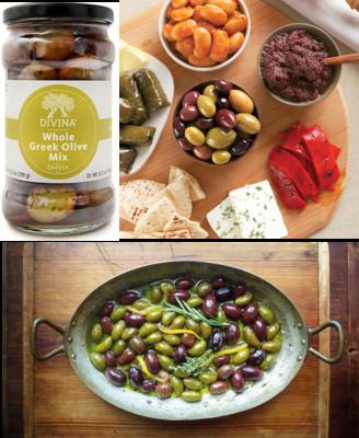 Greek Olive Mix | Divina