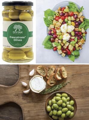 Frescatrano Olives | Divina