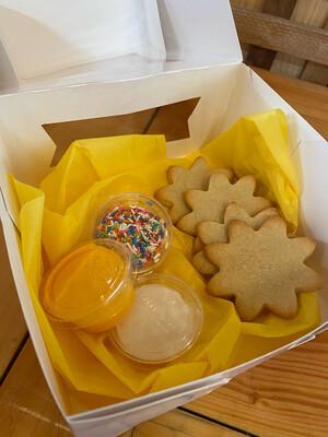 FP Flower Sugar Cookie Decorating Kit