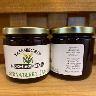 Strawberry Jam | Tangerini's Own
