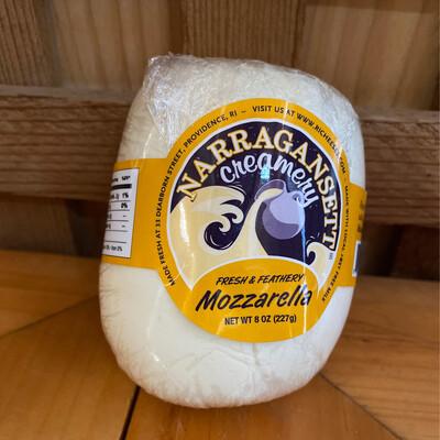 Mozzarella Cheese   8oz   Narragansett Creamery