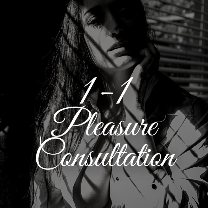 1-1 Pleasure Consultation