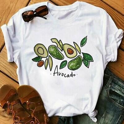 Tshirt de Aguacates