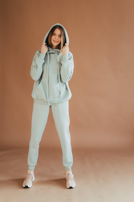 Штаны от утепленного базового костюма. Размер 42-44. Рост 169-174 см.