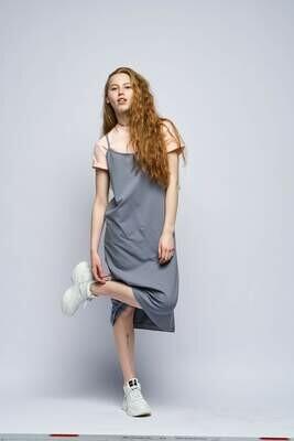 Легкое платье. Размер 42-44.