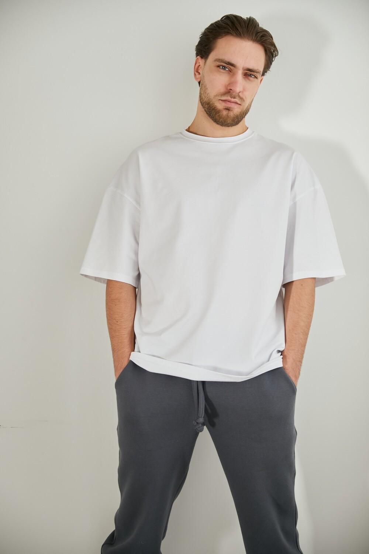 Мужская футболка oversize